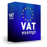 CS-Cart Add-ons Eu intra community number  - VAT exempt
