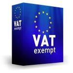 CS-Cart Add-ons Eu intra community number  - VAT exempt